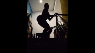black shadows big ass
