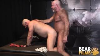BEARFILMS Hairy Bear Mack Austin Raw Breeds Butch Spencer