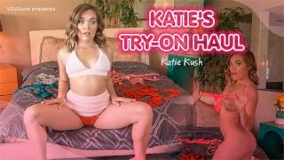 VRALLURE Katie's Try-On Haul