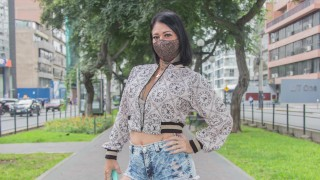 MILF VENEZOLANA aisha rengifo captada por joven peruano (ESCANDALO EN PERU)
