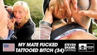 Harleen Van Hynten enjoys a wild fuck in PUBLIC! Steven Shame Dating
