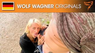 Public sex in Berlin for HarleenVan Hynten goes wild! Wolf Wagner Originals