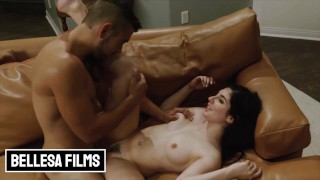 Bellesa - Dante Colle Goes To Drop Something Off For His Friend & Runs Into Flirtatious Keira Croft