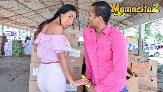 CarneDelMercado - Yamile Duran Kinky Latina Colombiana Picked Up And Fucked Hard By Stud