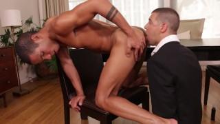 Tommy DeLuca Pounds Liesvel Lopez's Ass