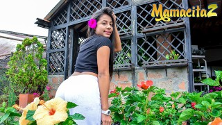 CARNEDELMERCADO - MARIA ANTONIA ALZATE LATINA COLOMBIANA HARDCORE PICK UP AND FUCK