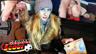 GERMAN SCOUT - ROUGH ANAL SEX FOR SKINNY GIRL NIKKI AT PICKUP MODEL JOB IN BERLIN