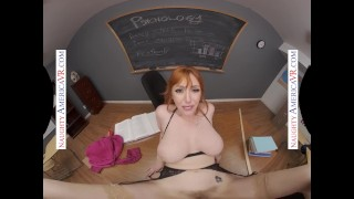 """Naughty America - You need an """"A"""" in Ms. Lauren Phillips' class and she wants your big cock in her p"""