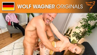 Carmel gets her pussy thrashed in every possible position ! WolfWagnerCom