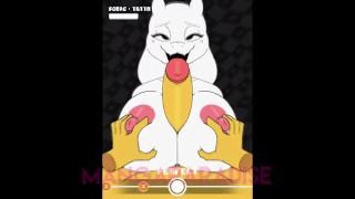 Toriel Undertale (Beat Banger Game)