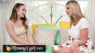 MommysGirl Rachael Cavalli Shows Her How To Be A Good Girl