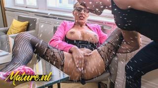 The Squirtingmaster Gives Milf Lana Vegas An Orgasm & a Creampie