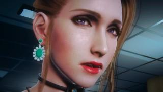 Final Fantasy 7 Futa - Scarlet and Tifa passionate sex