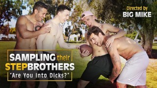 NextDoorTaboo - Dante & Carter Plan To Seduce Their New Stepbrothers