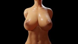 NYL-Sheeva 3D Futa Animation