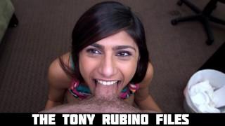MIA KHALIFA - The Tony Rubino Files