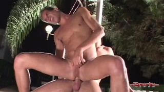 Military Twink Pounded After Getting Caught Masturbating!