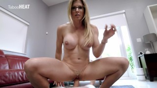TabooHeat - Playing Games With My Hot Stepmom Cory Chase