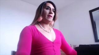 Sexy fuchsia lingerie to enjoy