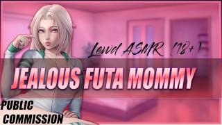 Jealous Futa Mommy GETS ON TOP [Lewd ASMR]
