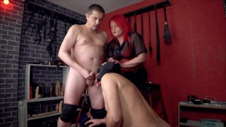 Humiliation Slaves Suck Each Other