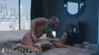TransSensual - Khloe Kay & Dillon Diaz Have Some Sensual Alone Time After Meeting Their Neighbors
