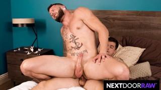 NextDoorRaw - Johnny Hills Big Cock Causes A Line Up