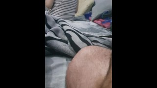 Step mom Romantic Morning Sex with Pakistan step son