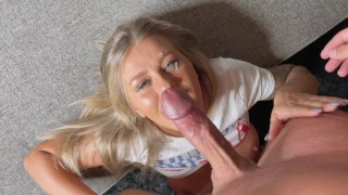 Littlebuffbabe Cum Compilation - facial, cumshot, cum in mouth and creampies! 4K