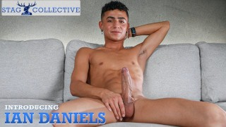 Twinky Amateur Cum Slut Fucks Himself With Dildo In First Solo Scene - StagCollective