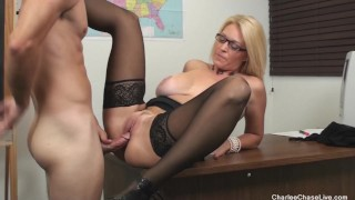To Pass Sex Ed With Teacher Charlee Chase You Only Need A D!