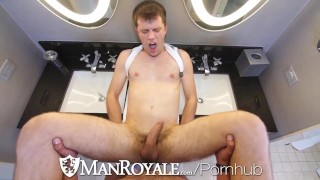 ManRoyale Hot Hunks Dive Deep In Tight Ass