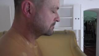 Spitting in vacuum cube!