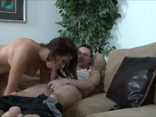 Horny Levi Lynn Sucks And Riding Hard Dick