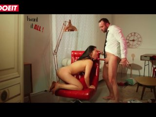 LETSDOEIT – Chinese Teacher gets Nailed Hardcore by Mature Student