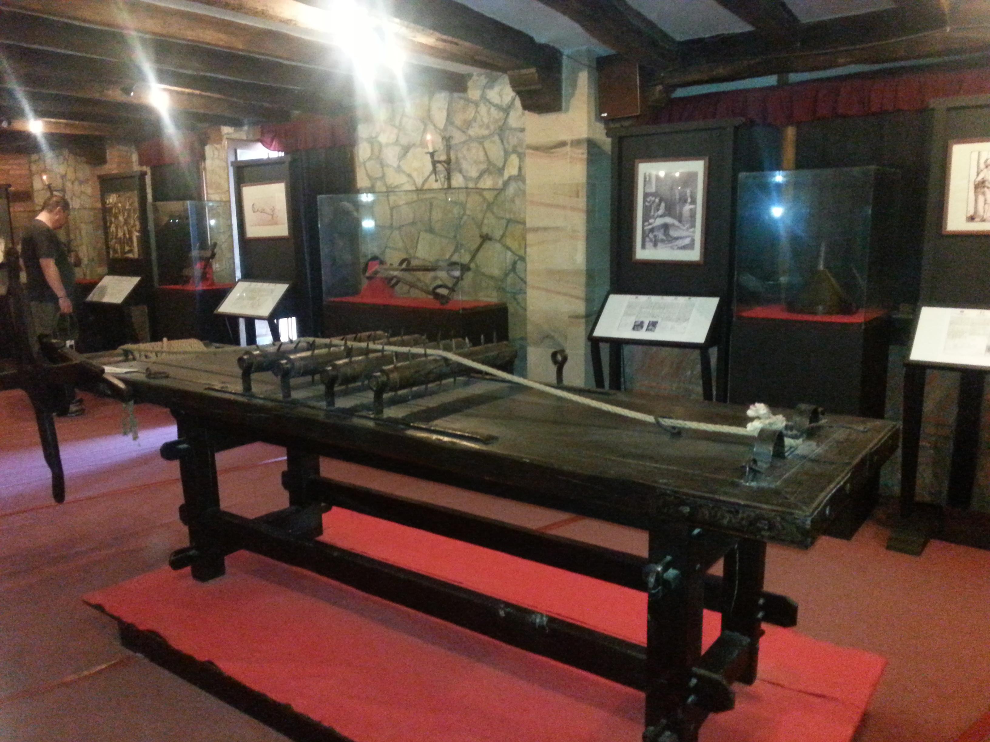 Museo de La Tortura  Lugares y Museos