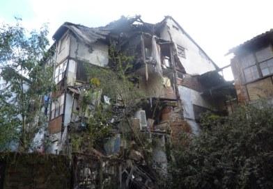 [eiberri.eus] Nuevos robos en los edificios afectados por el derrumbe de Arragueta