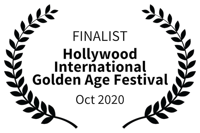 Laurel for the Hollywood International Golden Age Festival