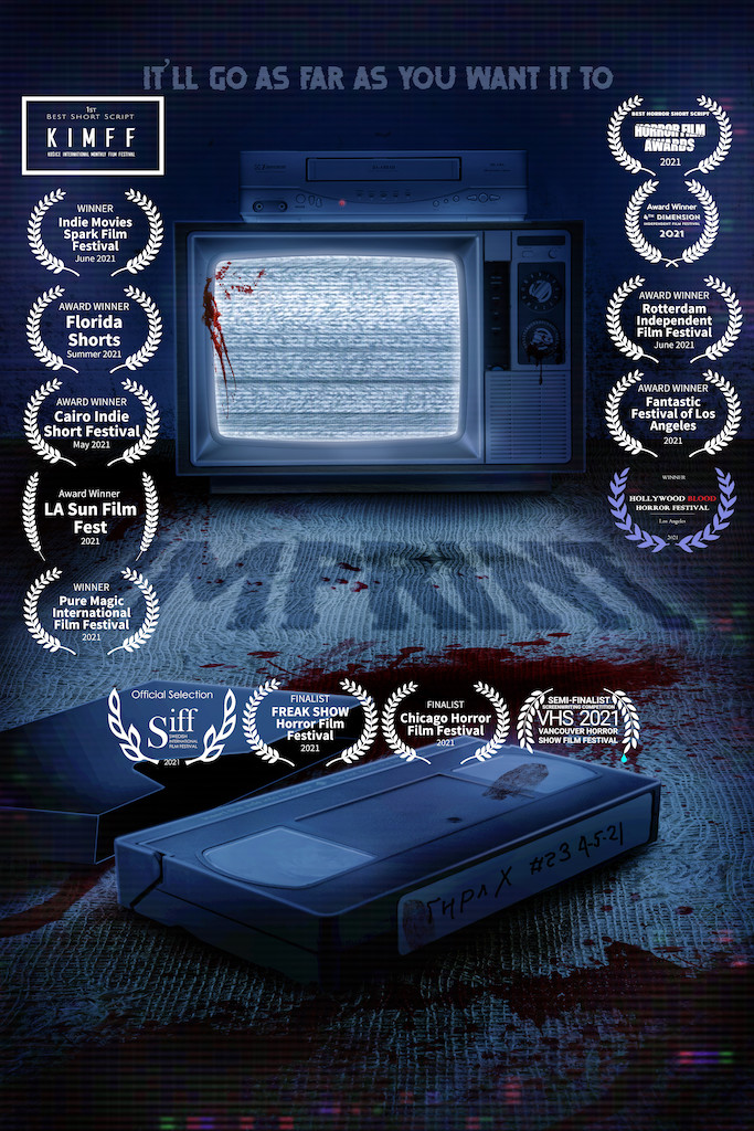 IMPRINT movie official poster with latest laurels