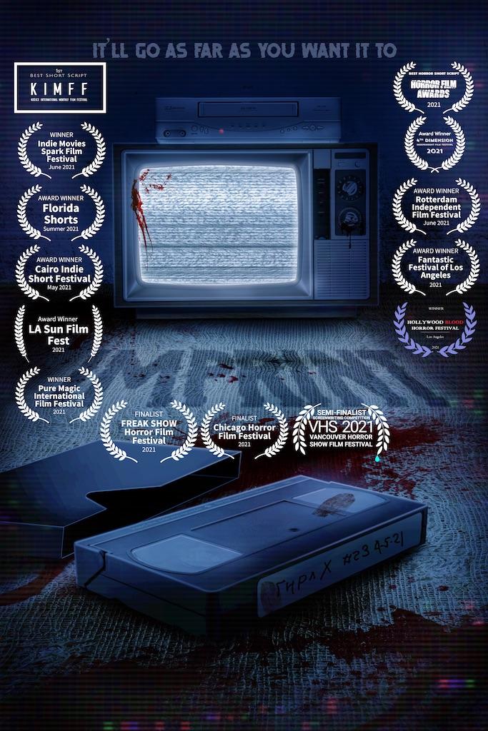 IMPRINT movie poster - with laurels