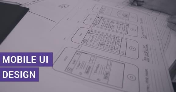 Mobile App UI Design Services