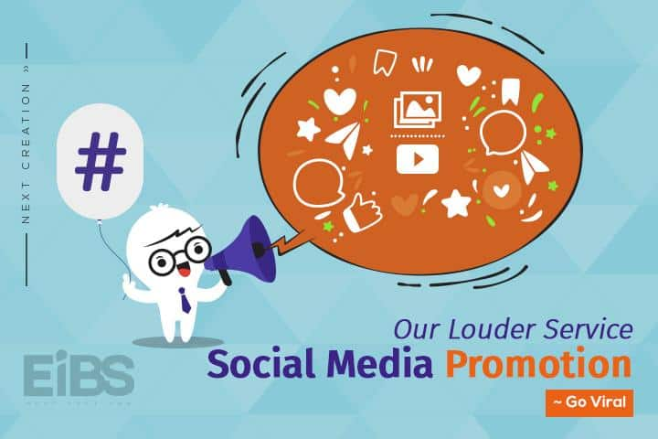 social media promotion services