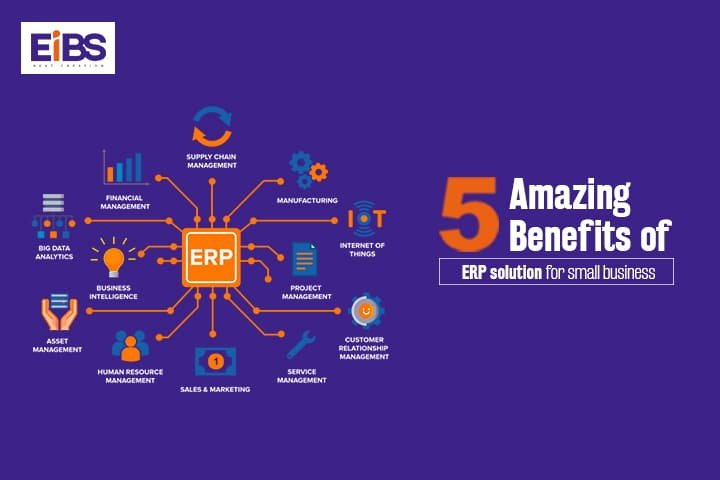 Advantage of ERP Software