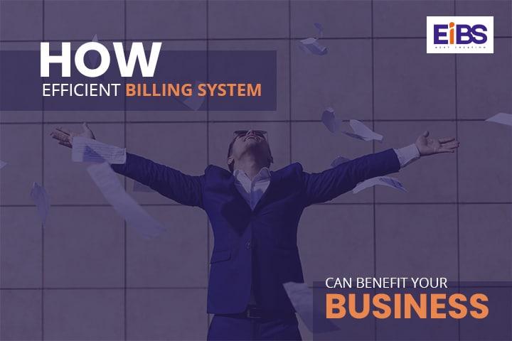 Efficient billing system