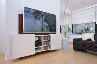TV Mbel  Fernsehschrank von der Schreinerei im Eichenhaus