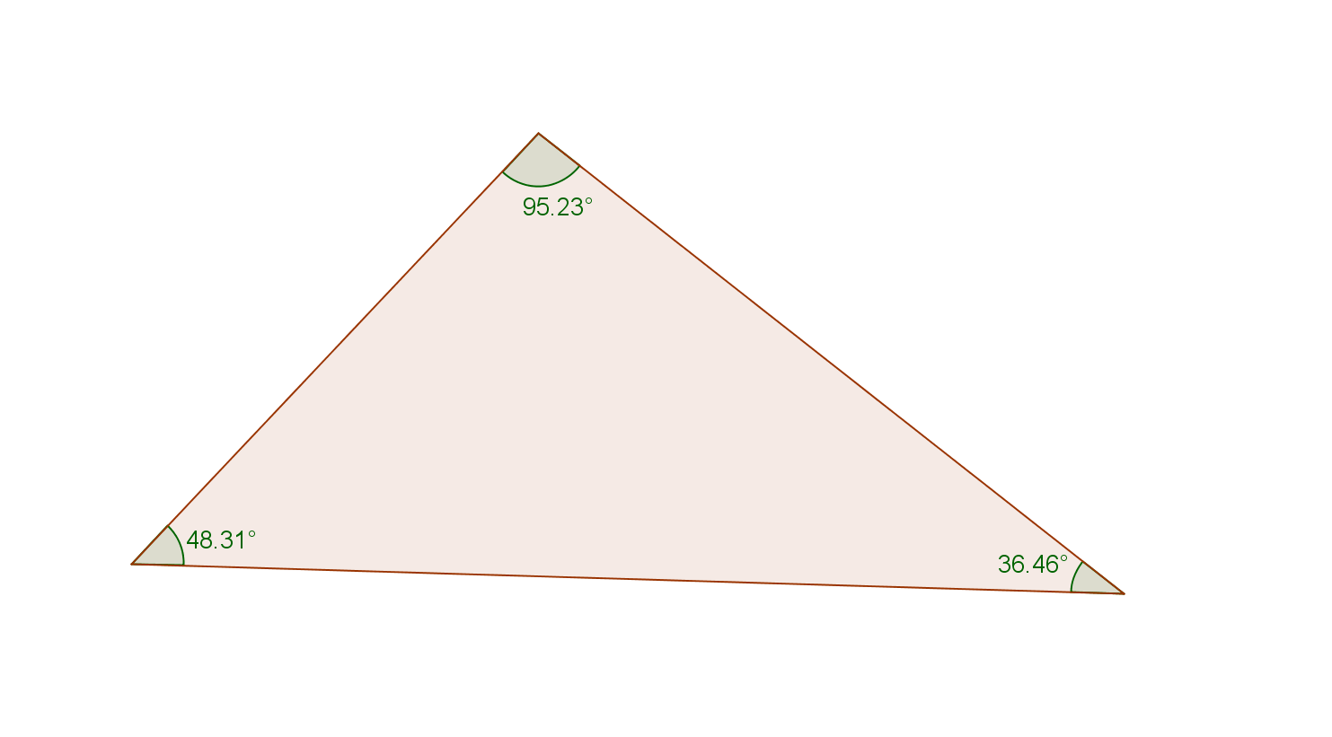The Interior Angles Of A Triangle