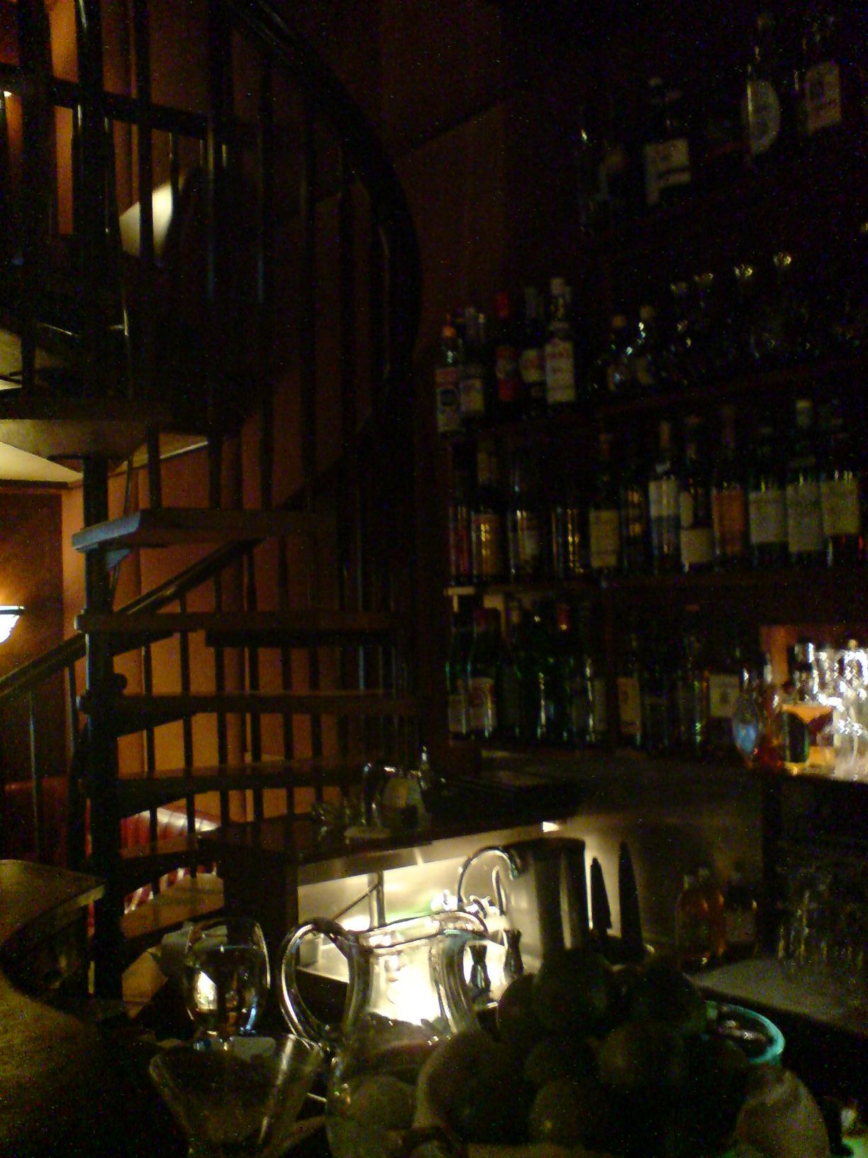 Wunderschöne Bar-Kajüte