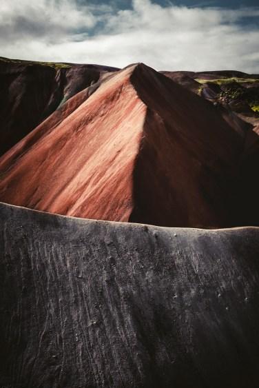 Landmannalaugar, Island.