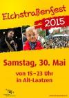 <b>Eichstraßenfest 2015</B>