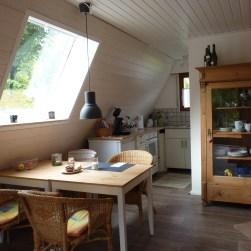 Essecke und Küche